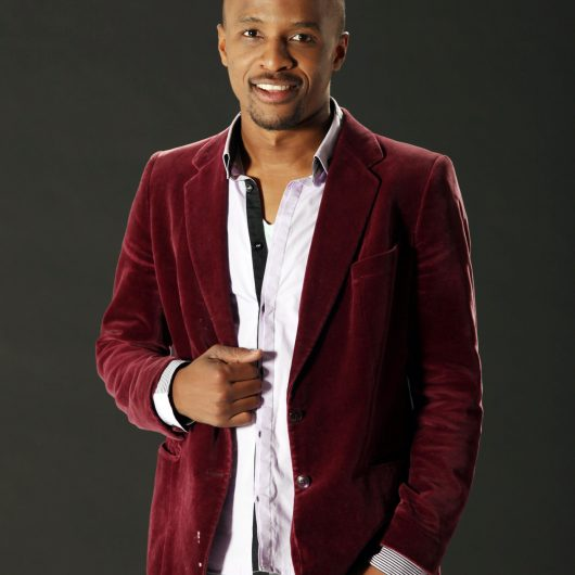 Tats Nkonzo the new presenter of SA's Got Talent. Pic Supplied (